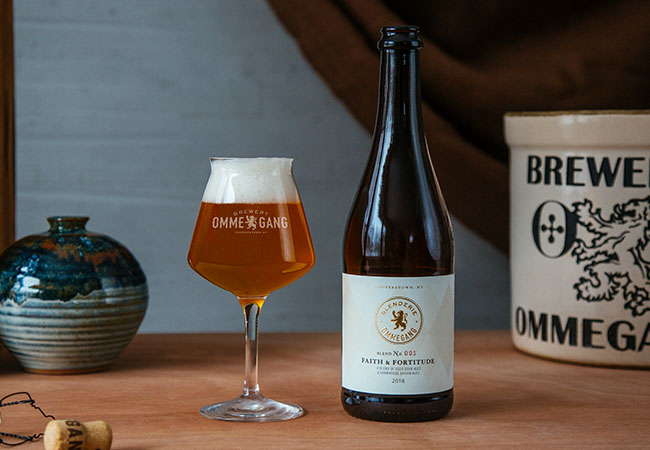 Brewery Ommegang Brand Relaunch 2019