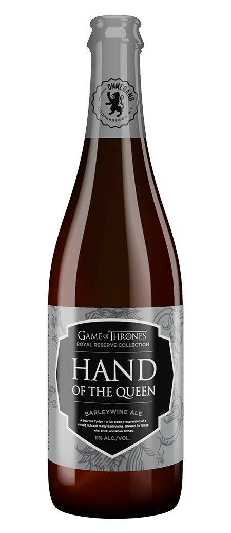 Royal Reserve Collection: Hand of the Queen