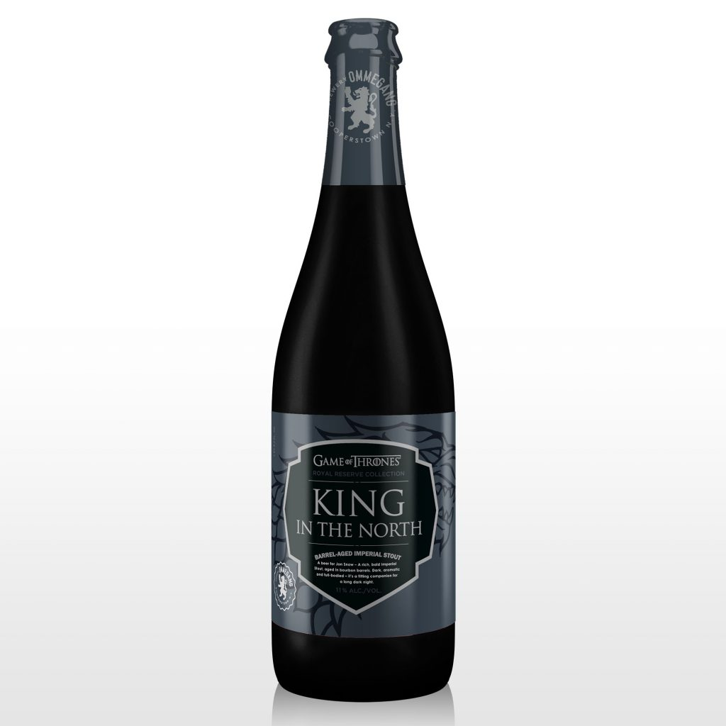 Royal Reserve Collection: King in the North