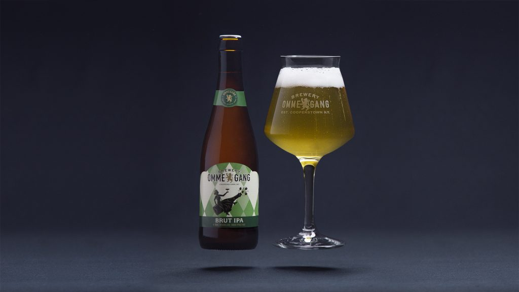 Meet Ommegang Brut IPA, <br> A Different Breed of Bubbly