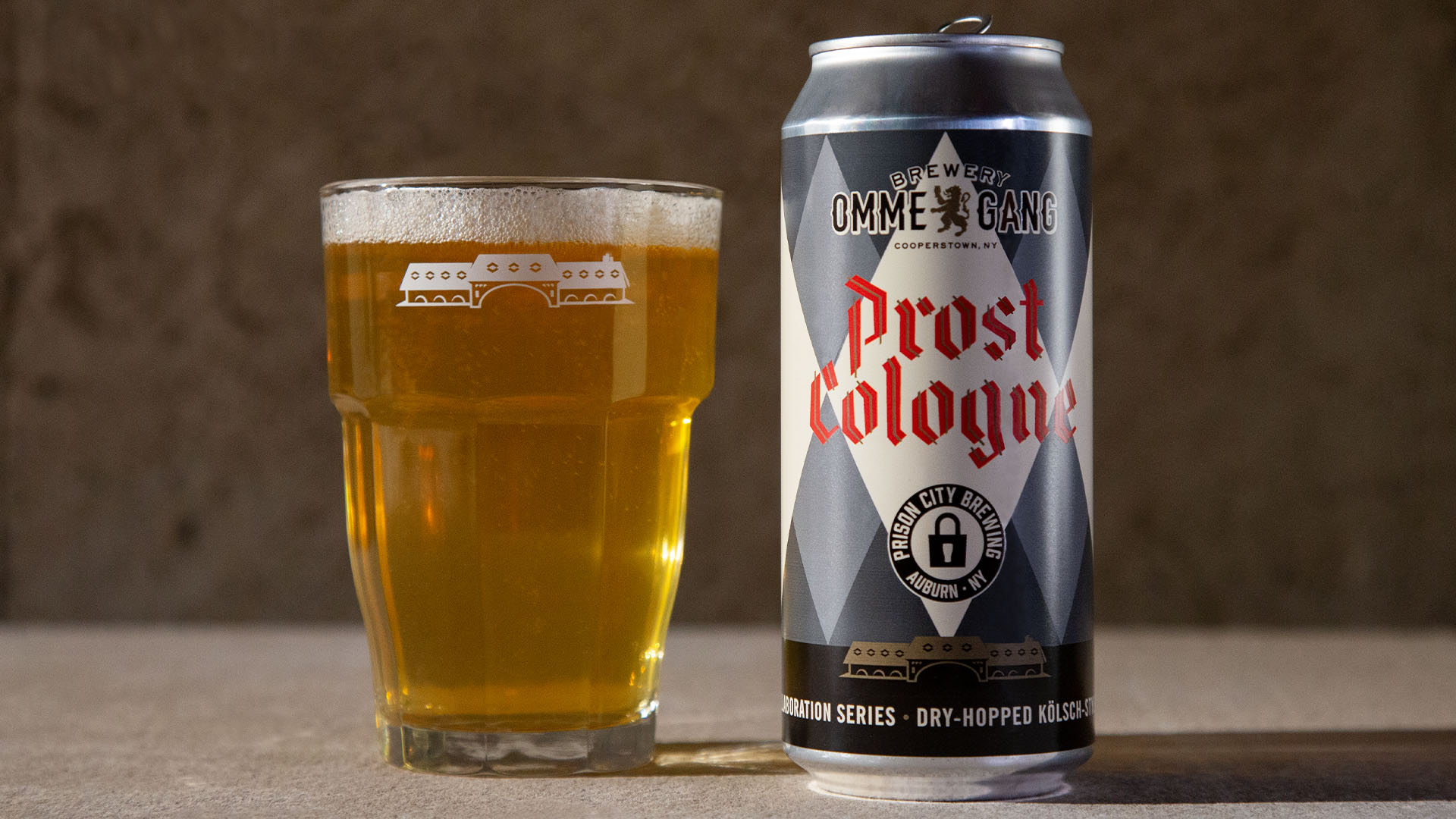 Brewery Ommegang & Prison City Pub & Brewery team up for Prost Cologne