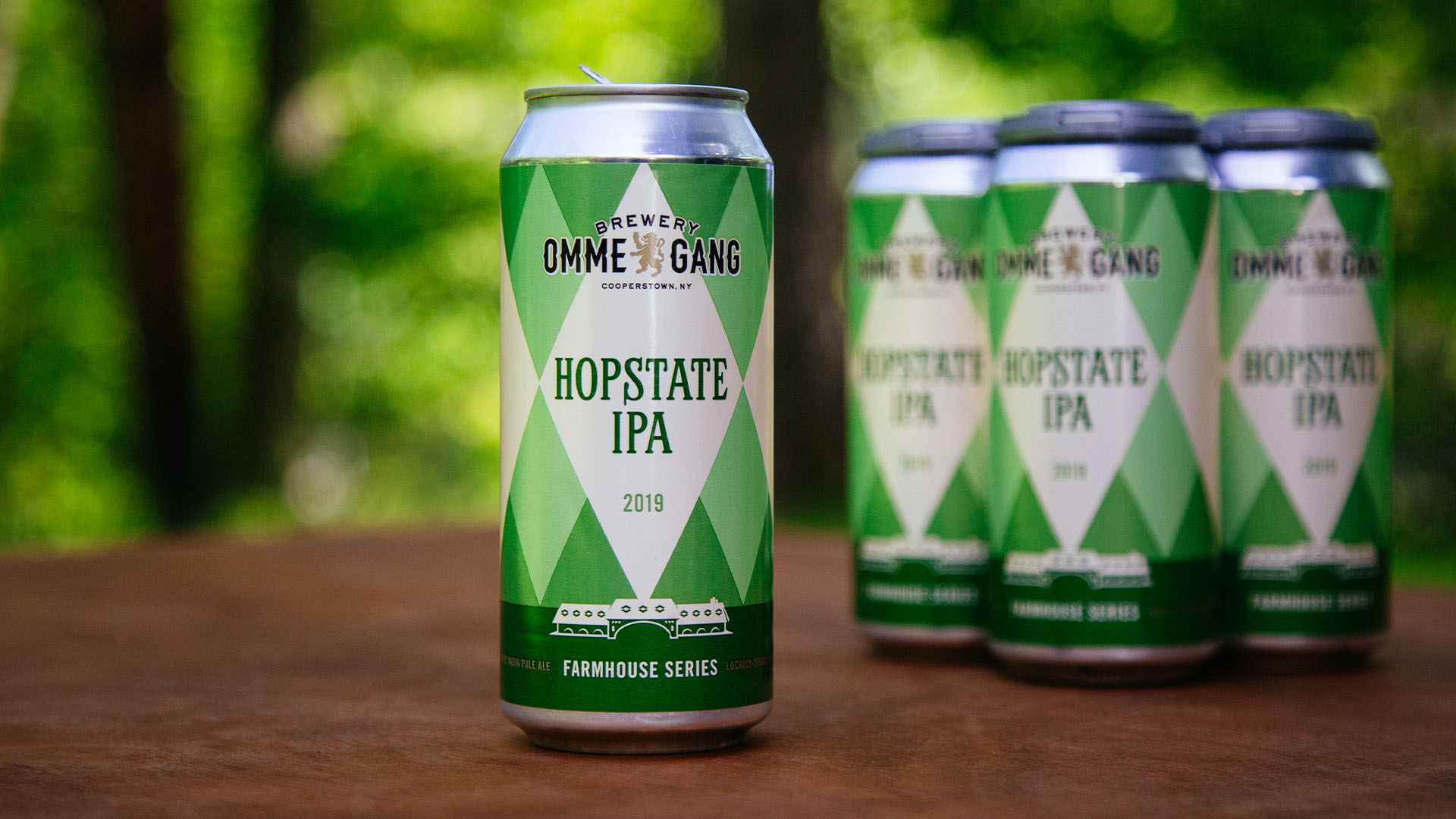 Brewery Ommegang's 2019 Hopstate IPA celebrates New York hop farmers and maltsters
