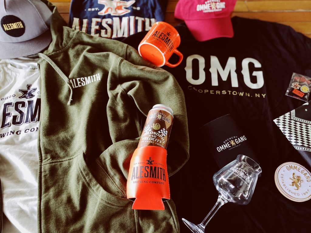 Ommegang and Alesmith Prize Pack