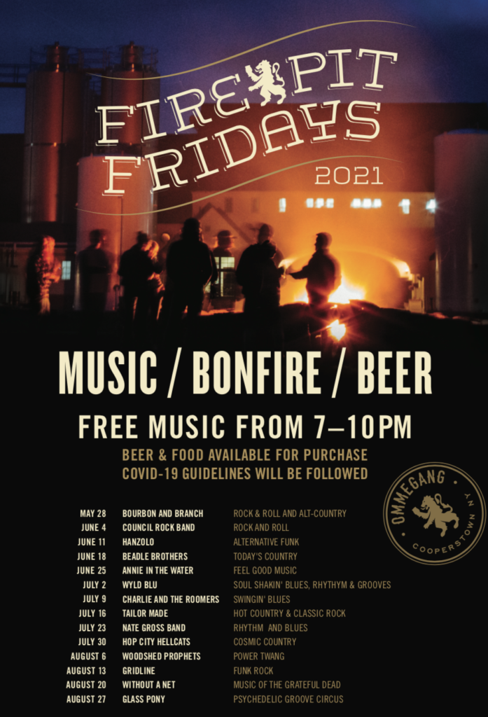 Firepit Friday poster Update